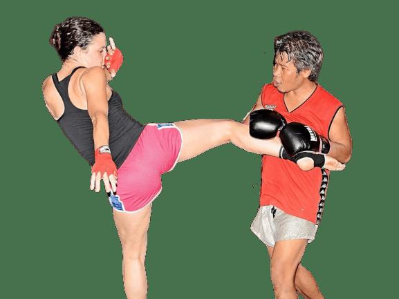 Corsi di Muay Thai 1