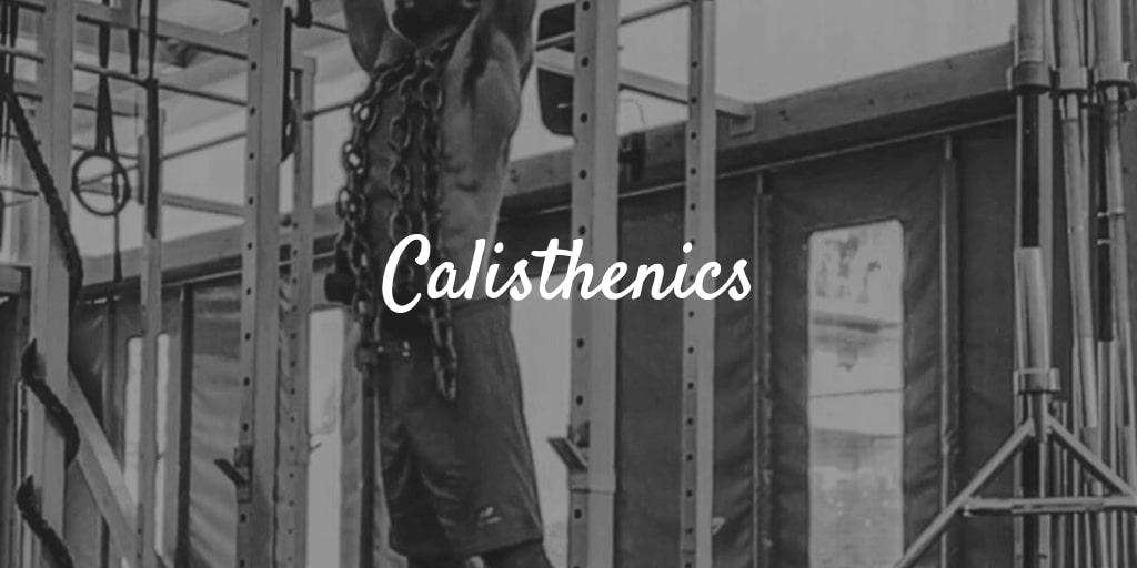 Calisthenics Scuola Fragale Pisa