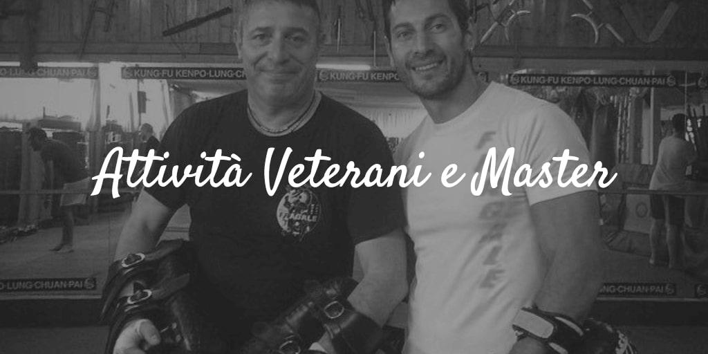 Attività Veterani e Master Scuola Fragale Pisa