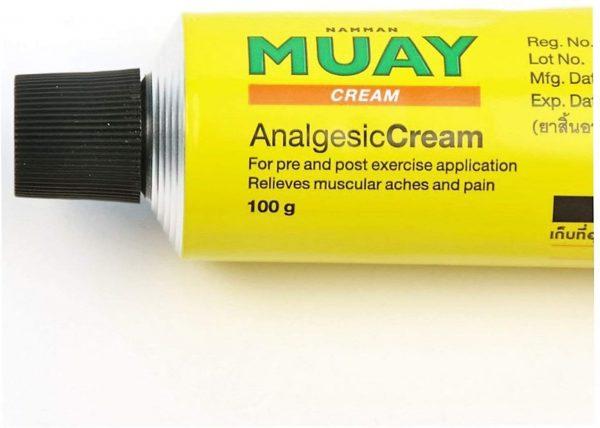Muay Thai Analgesic Cream