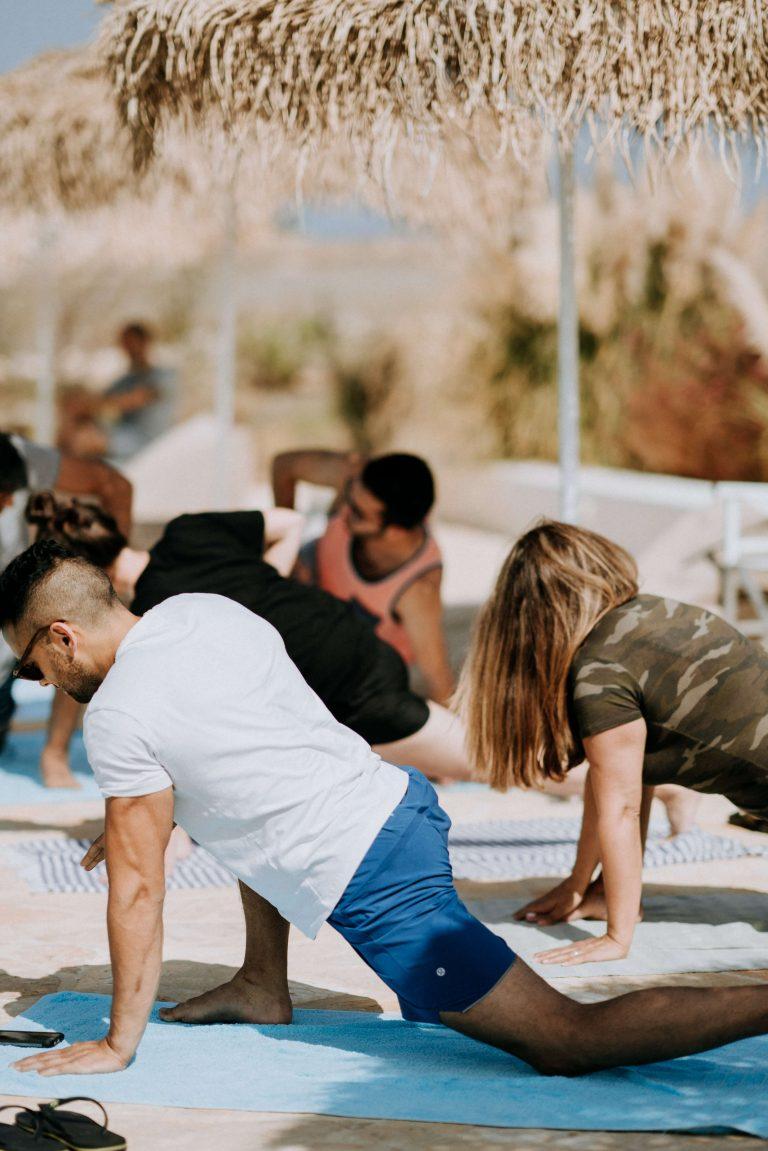 Yoga e Sport : Il Movimento nell'Immobilità 1