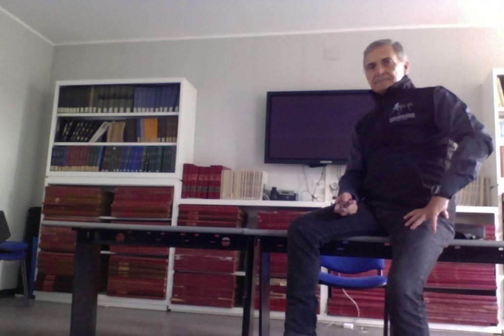 Intervista a Roberto Fragale ai tempi del COVID-19 4